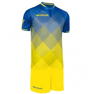 Echipament fotbal Kit Shade, GIVOVA