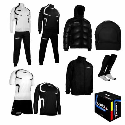 Set complet echipament sportiv fotbal Tornado LEGEA