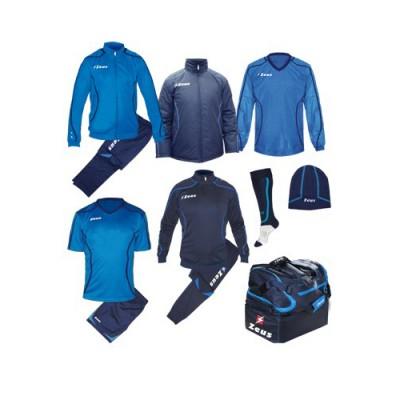 Set complet echipament fotbal Fauno ZEUS