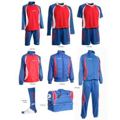 Set complet echipament fotbal Patrick Gold 125