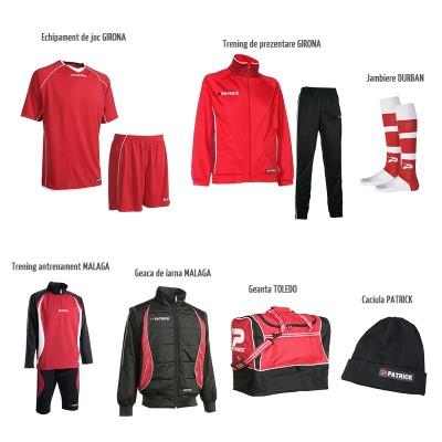 Set complet echipament sportiv Patrick Concept 003