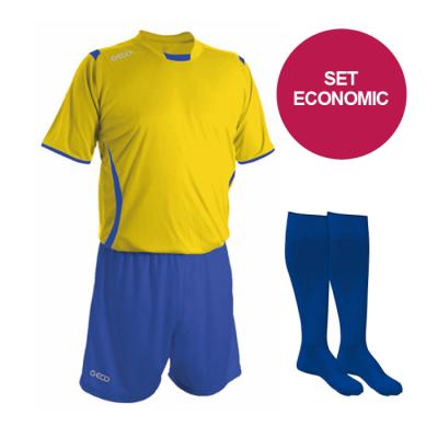 Set echipament fotbal Economic GECO