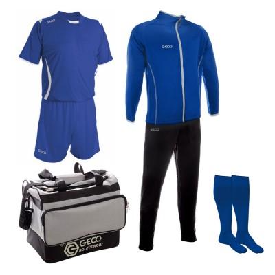 Set echipament fotbal Start GECO