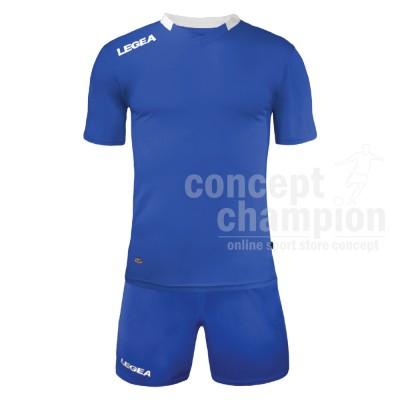 Echipament fotbal Kit Monaco MC, LEGEA