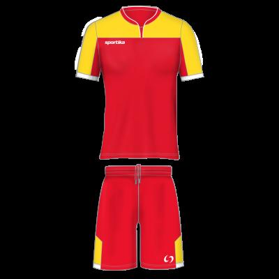 Echipament fotbal Metz, SPORTIKA