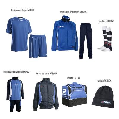 Set complet echipament sportiv Patrick Concept 001