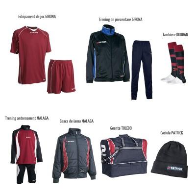 Set complet echipament sportiv Patrick Concept 004
