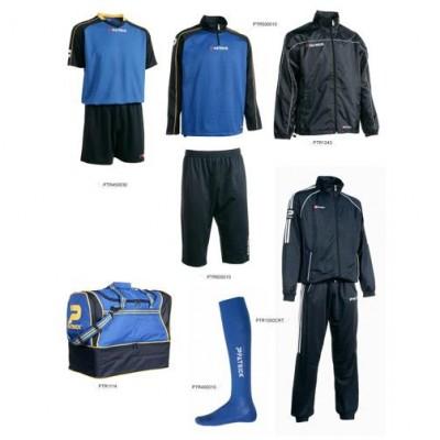 Set complet echipament fotbal Patrick Silver 109