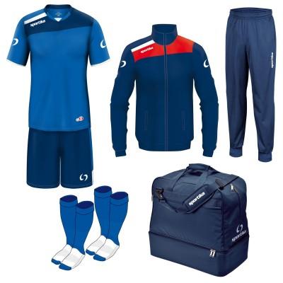 Set complet echipament fotbal Box Concept, SPORTIKA