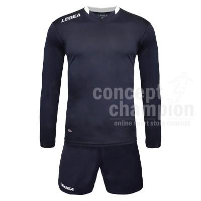Echipament fotbal Kit Monaco ML, LEGEA