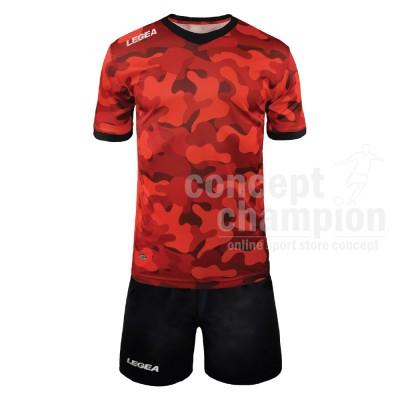 Echipament fotbal Kit Tolosa, LEGEA