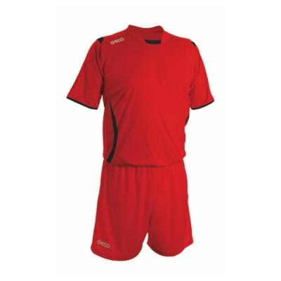 Echipament fotbal rosu GECO