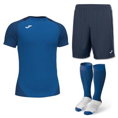 Echipament fotbal Kit Essential II, JOMA