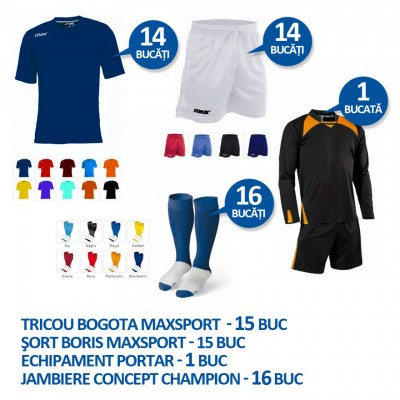 SET FOTBAL CONCEPT 10 - MAXSPORT