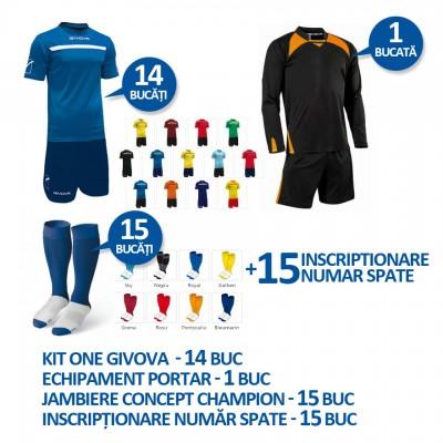 SET FOTBAL CONCEPT 3 - GIVOVA