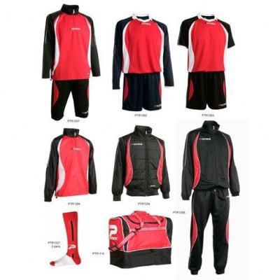 Set complet echipament fotbal Patrick Gold 006