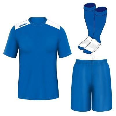 Set fotbal tricou, sort si jambiere Minsk, SPORTIKA