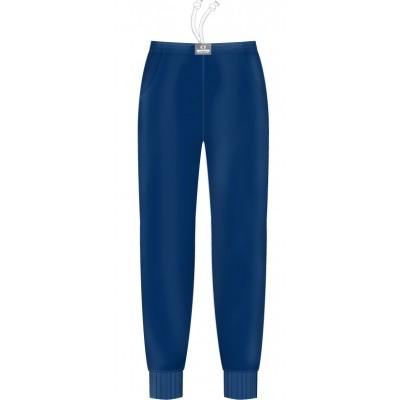 Pantaloni trening din bumbac Sorrento, SPORTIKA