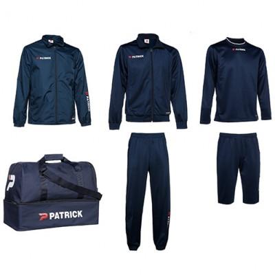 Set echipament fotbal STEEL701 PATRICK
